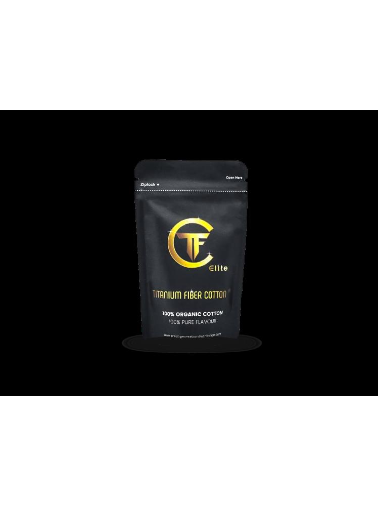 Titanium Fiber Cotton gold