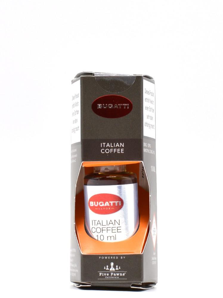 Italian Coffee - Bugatti Vapor